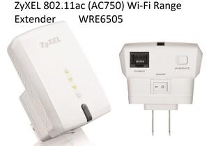 Oxy-Gen Blog - ZYXEL WRE6505 WIFI Range Extender